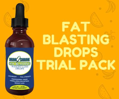 FAT BLASTING DROPS - TRIAL SIZE