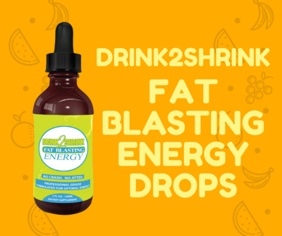 Drink2Shrink Fat Blasting Energy Drops