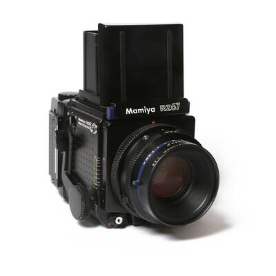 MAMIYA RZ67 PRO, Sekor-Z 110mm/f2,8
