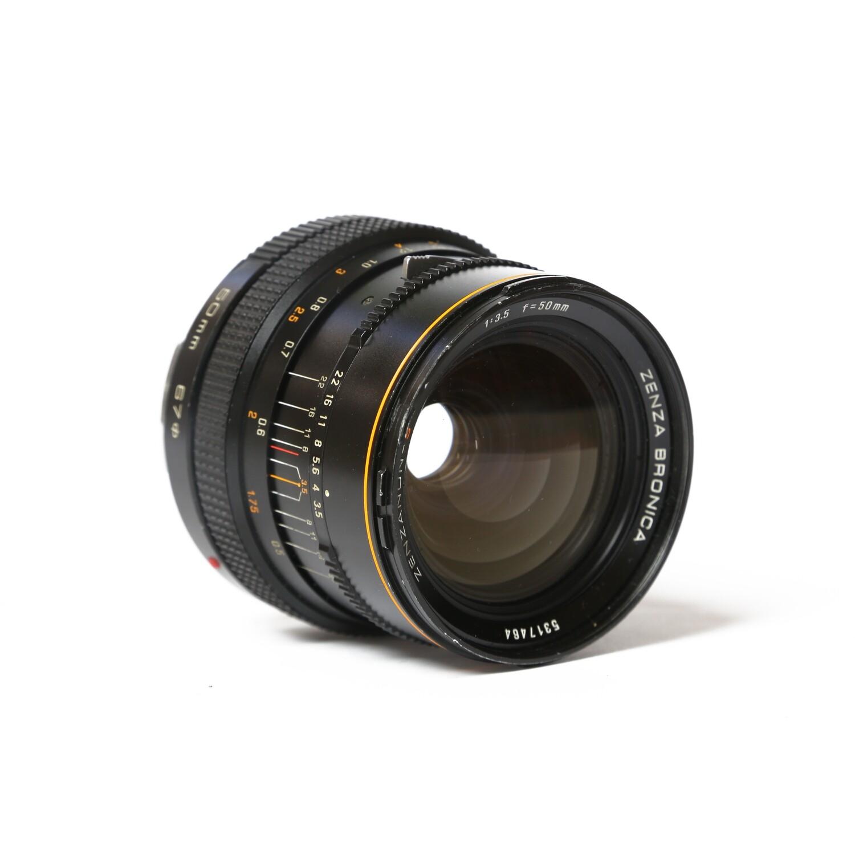 ZENZANON 50mm/3,5 S