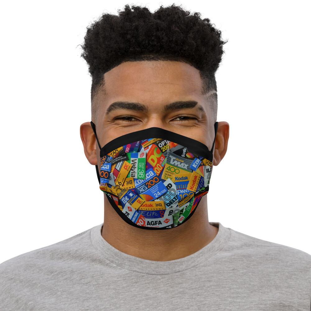 Film Boom Face Mask
