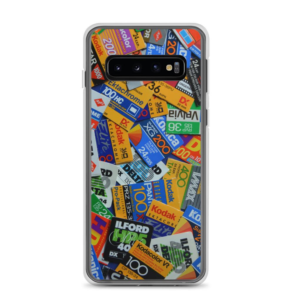 Film Boom Samsung Case