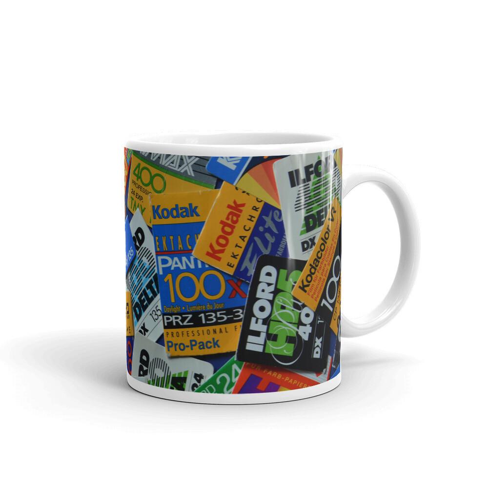 Film Boom Coffee Mug