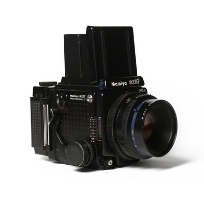 MAMIYA RZ67 PRO II, Sekor-Z 110mm/f2,8