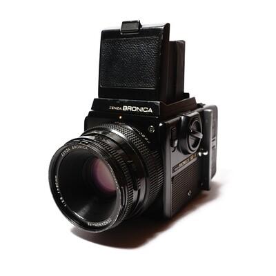 Bronica SQ-B, Zenzanon PS 80/2,8