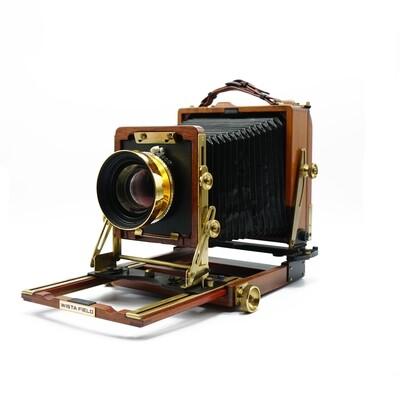 WISTA FIELD DX 4x5, SCHNEIDER Symmar-S 210/5,6 125th Anniversary
