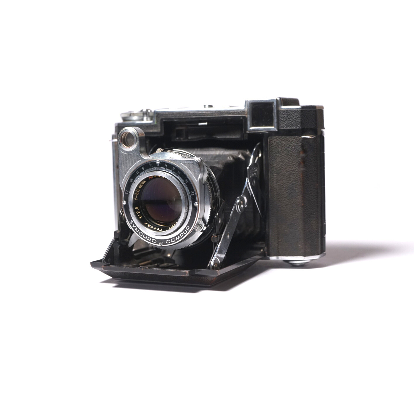 Super Ikonta 532/16, Tessar T* 80/f2,8