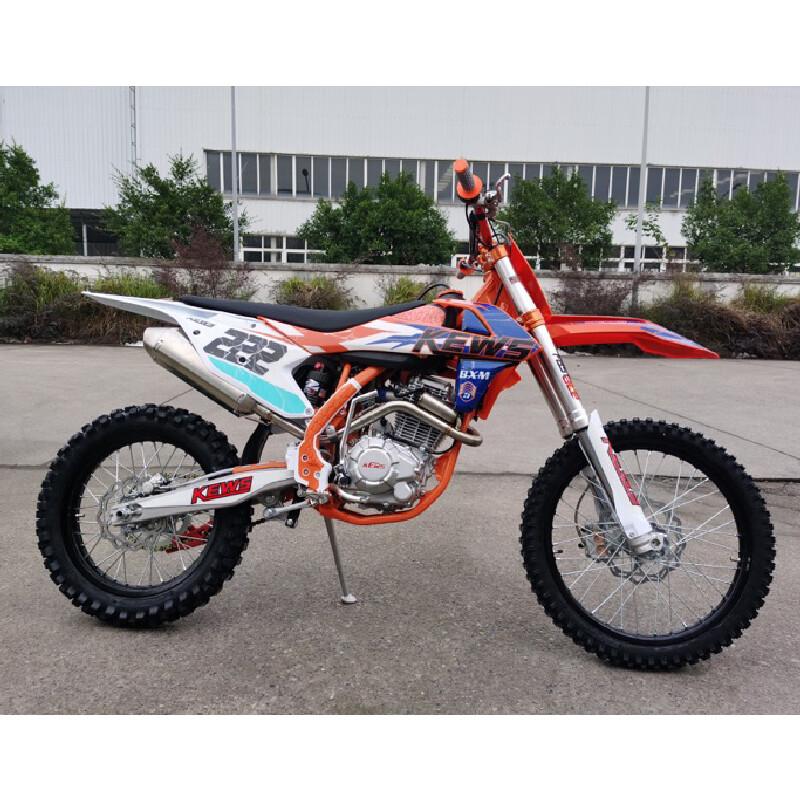 KEWS 250 Orange  WP single tube shock