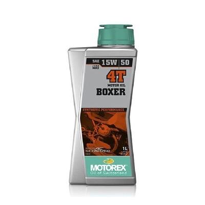 BOXER 4T SAE 15W/50 MOTOR OIL  -1 L