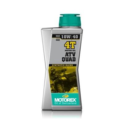 ძრავის ზეთი - ATV QUAD 4T SAE 10W/40 JASO MA2 Motor Oil 1 L