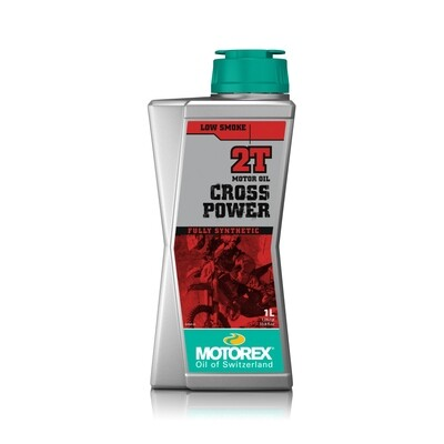 ძრავის ზეთი - CROSS POWER  2T Fully synthetic  Motor Oil 1L