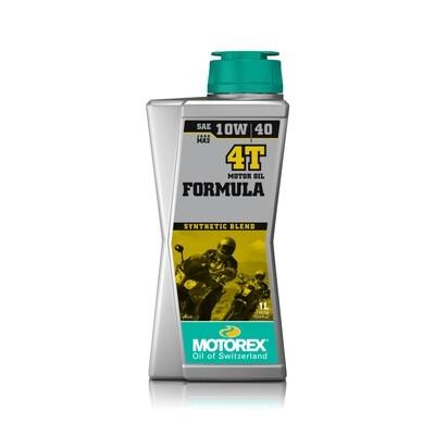 FORMULA  4T SAE  10W/40 JASO MA23 MOTOR OIL 1L