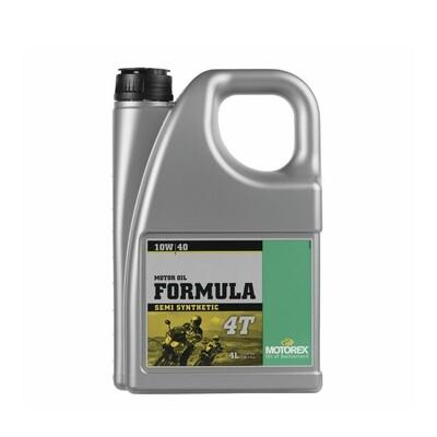 FORMULA  4T SAE 10W/40  JASO MA23 MOTOR OIL- 4L