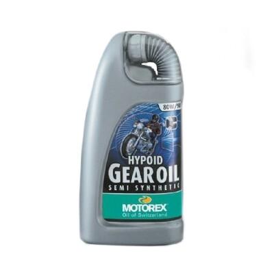 GEAR OIL UNIVERSAL SAE 80W/90  GL-5 - 1L