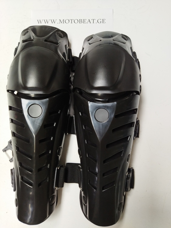 Motorcycle knee pad