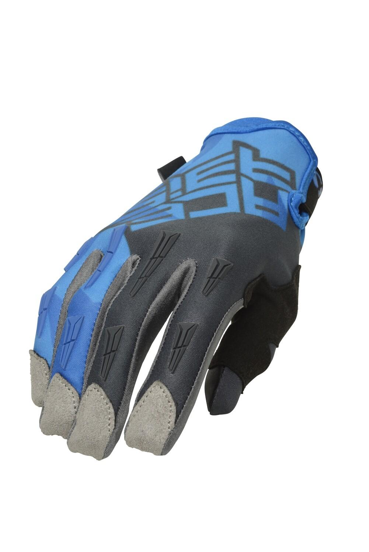 ხელთათმანი MX X-H GLOVES Blue/Grey