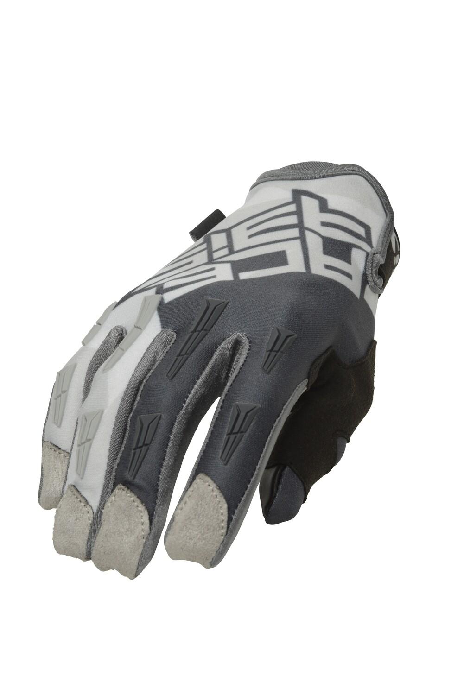 ხელთათმანი MX X-H GLOVES Grey/Black