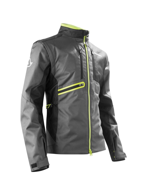 ქურთუკი Jacket ENDURO ONE Black/Yellow