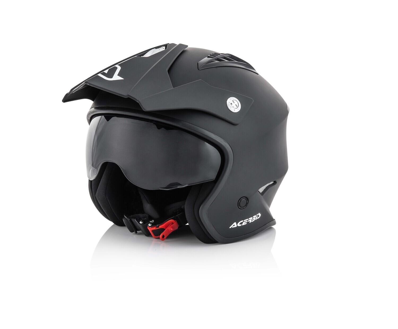 ჩაფხუტი Helmet JET ARIA - Black 2