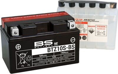 აკუმულატორი - BTZ10S-BS (YTZ10S-BS)
