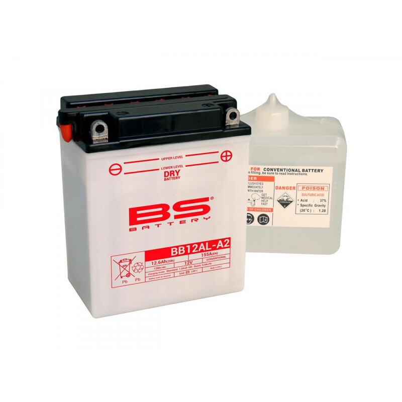 აკუმულატორი - BB12AL-A2 (YB12AL-A2)