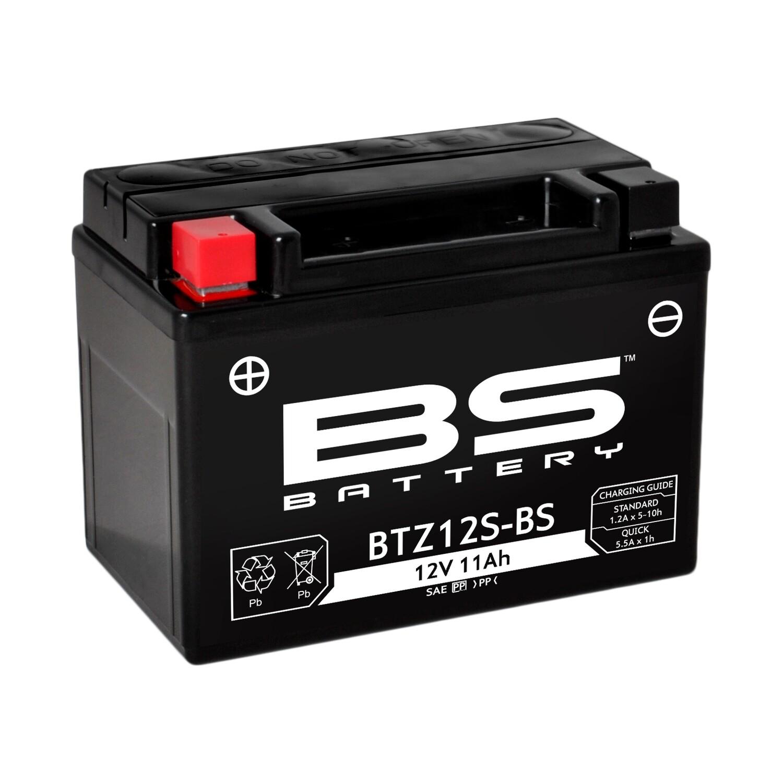 აკუმულატორი - BTZ12S-BS (YTZ12S-BS)
