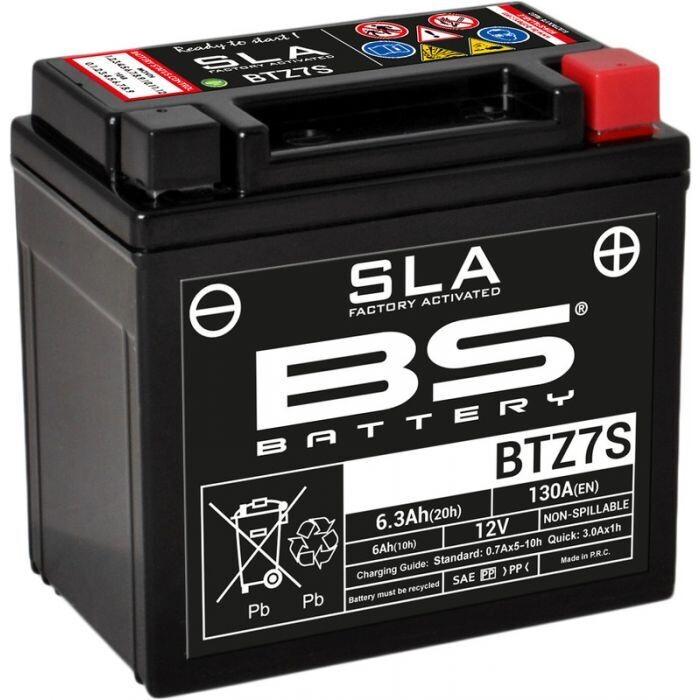 აკუმულატორი - BTZ7S SLA (YTZ7S SLA)