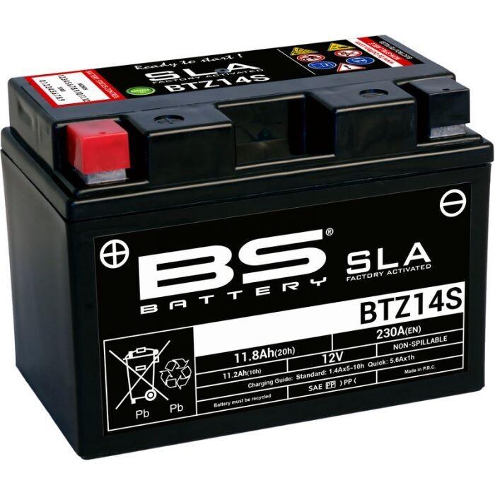 აკუმულატორი - BTZ14S SLA (YTZ14S SLA)