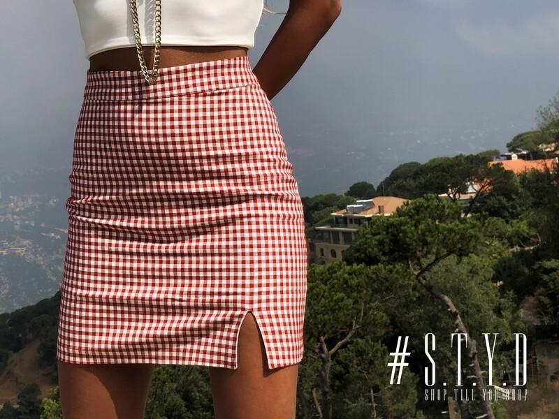 LUST   -skirt-