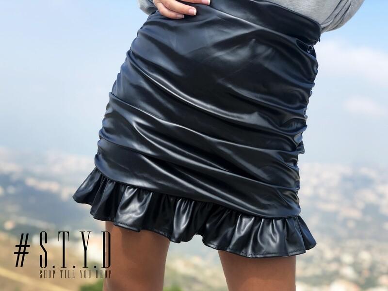 SERIAL KILLER  -skirt-