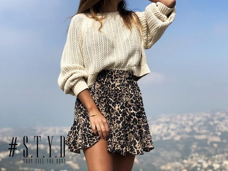 HIGH  -skirt-