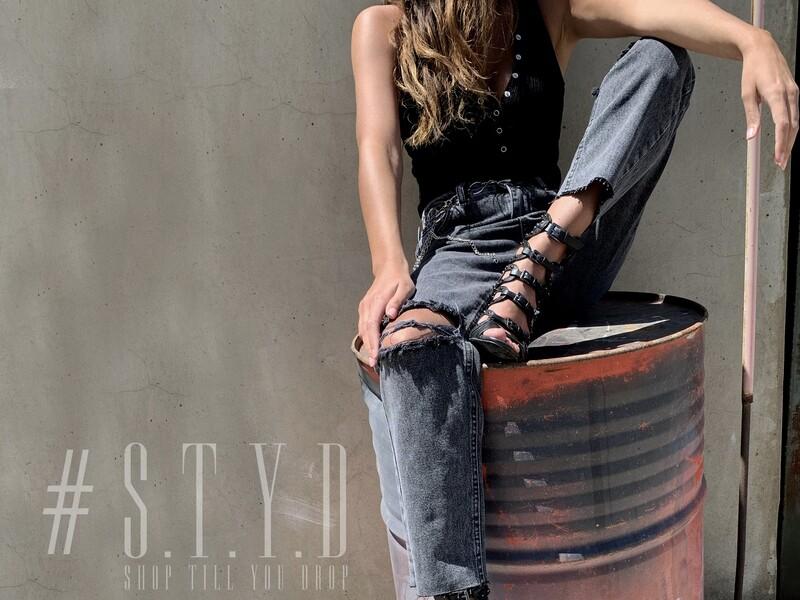 ROCK IT    -denim jeans-
