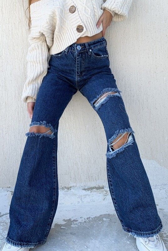 FLARE.D   -denim jeans-