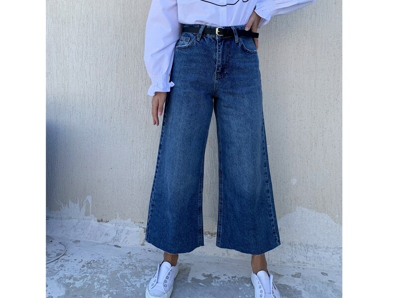 CAPRI   -denim jeans-