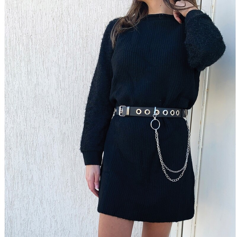 THE WOOL DRESS