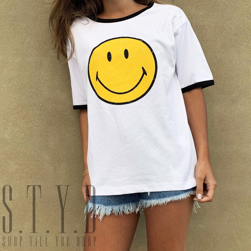 SMILE 2 -t Shirt-