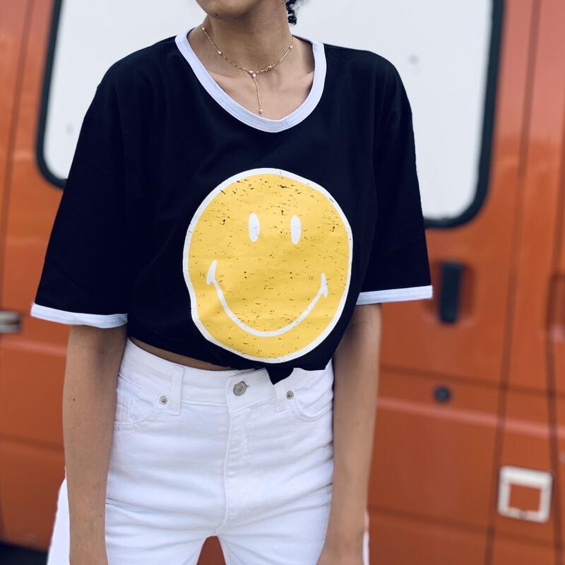 SMILE - T Shirt-