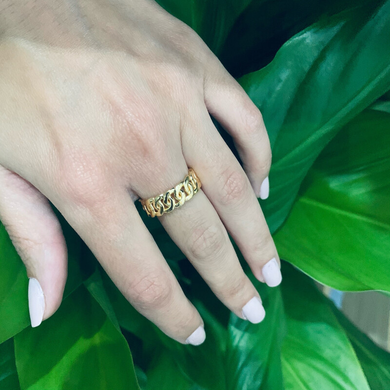 CHAIN -ring-