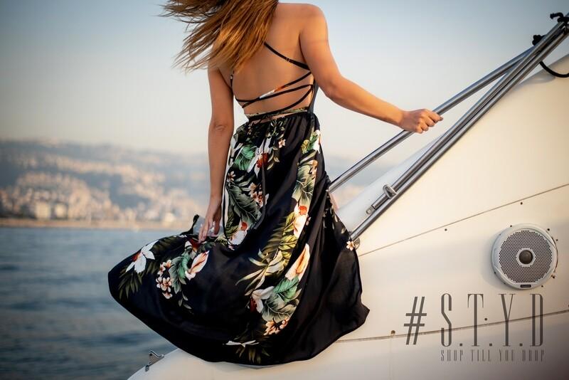ROSA -maxi dress-