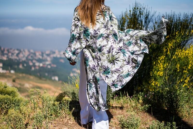 OLIVIA  -kimono-