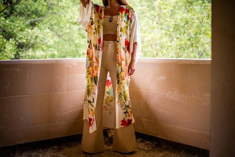 TULIPA -kimono-