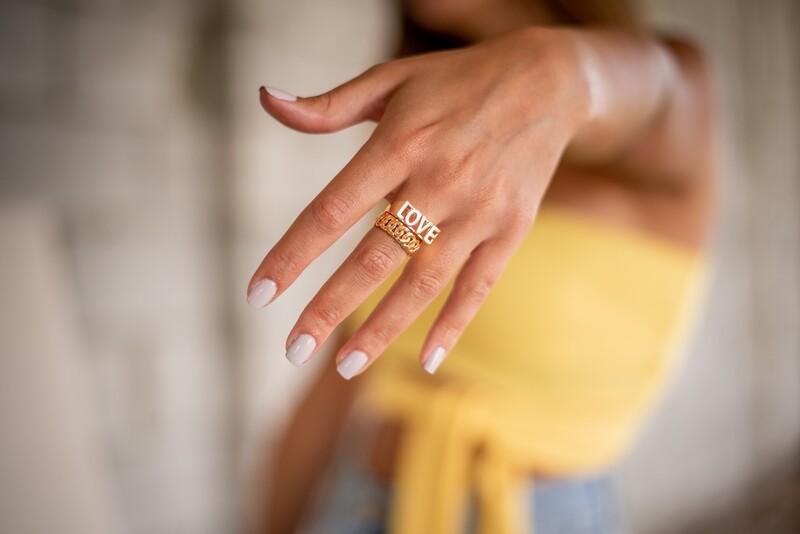 LOVE -ring-