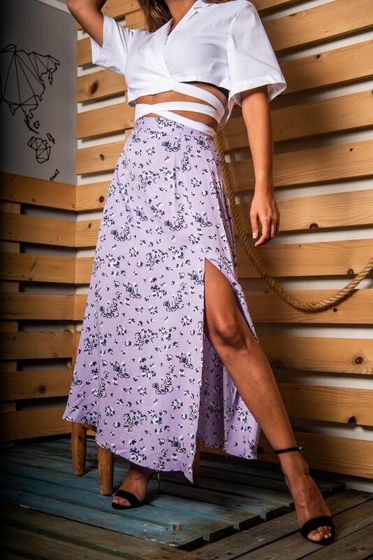 LILAC I KNOW -skirt-