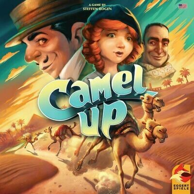 Camel Up (2nd Edition)