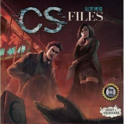 CS Files (Deception: Murder in HK)
