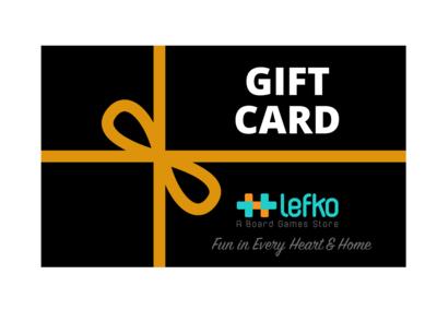 Lefko Gift Card
