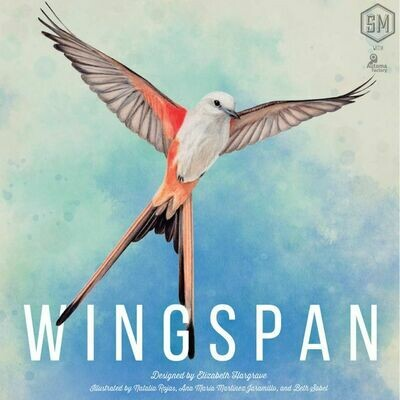 Wingspan (with Swift Start Promo Pack)
