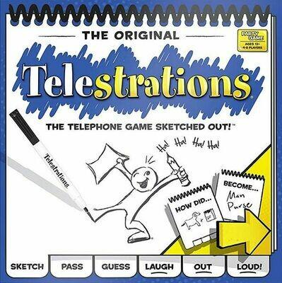 Telestrations: The Original - 8 Player