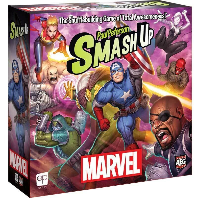Smash Up: Marvel