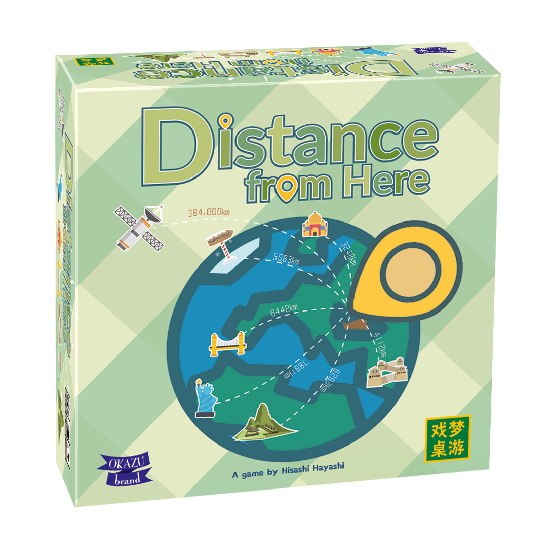 Distance From Here